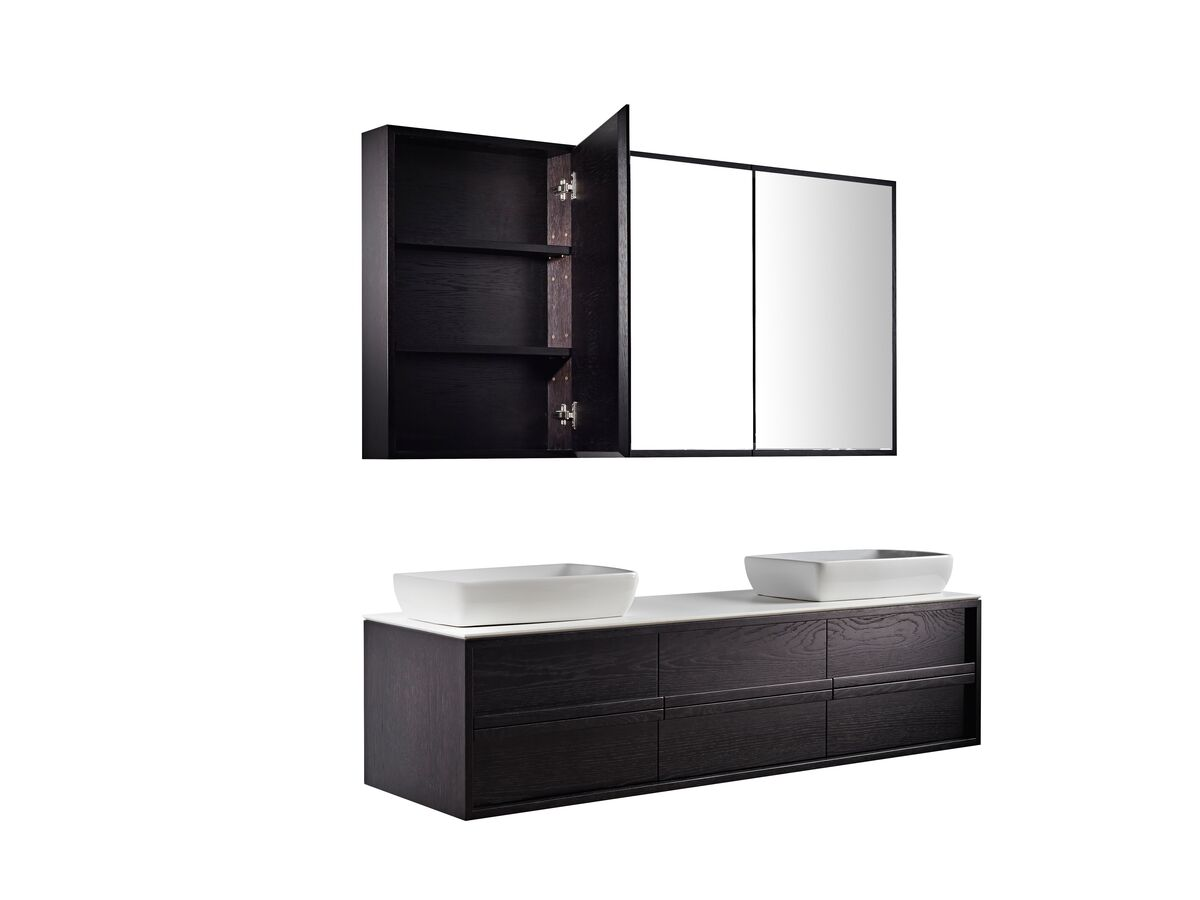 Issy Z8 Vanity Unit and Shaving Cabinet