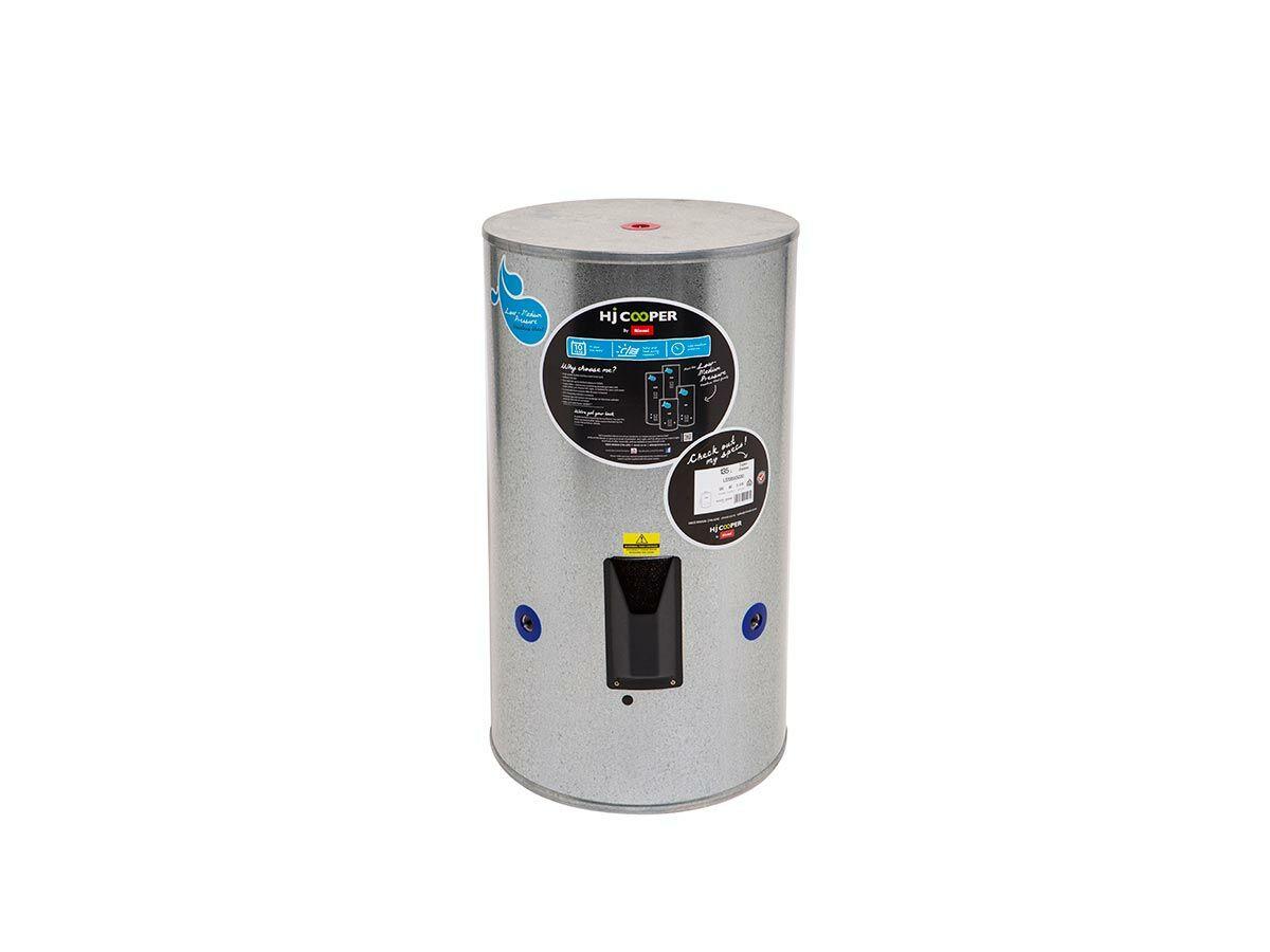 Hjc Duplex Light Pressure Stainless Steel 135 Litre Cylinder 3Kw