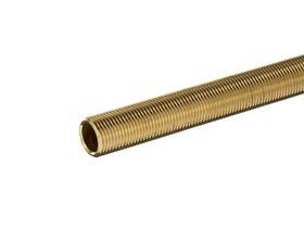 Allthread Nipple Brass 15mm x 300mm