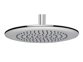 Nikles Pearl 250 Round Shower Head Chrome (3 Star)