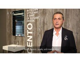 Introducing Axa with Roberto Banditelli