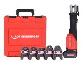 "Rothenberger 4000 MaxiPro Tool Kit 1/4-3/4"""""