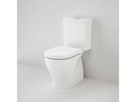 Caroma Luna Cleanflush Close Coupled S Trap Toilet Suite White (4 Star)