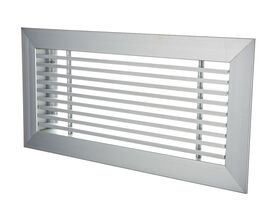 Bradflo Fixed Core Bar Grille Rectangle