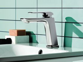 Milli Glance Basin Mixer Chrome (6 Star)