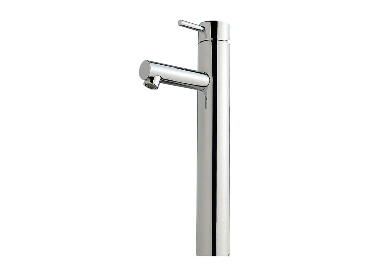 Scala Extended Basin Mixer with 90mm Outlet Chrome (5 Star)
