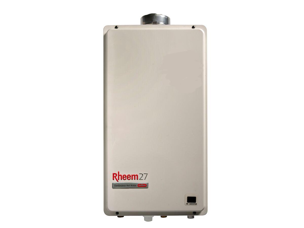 Rheem 27L Continuous Flow Indoor 6 Star