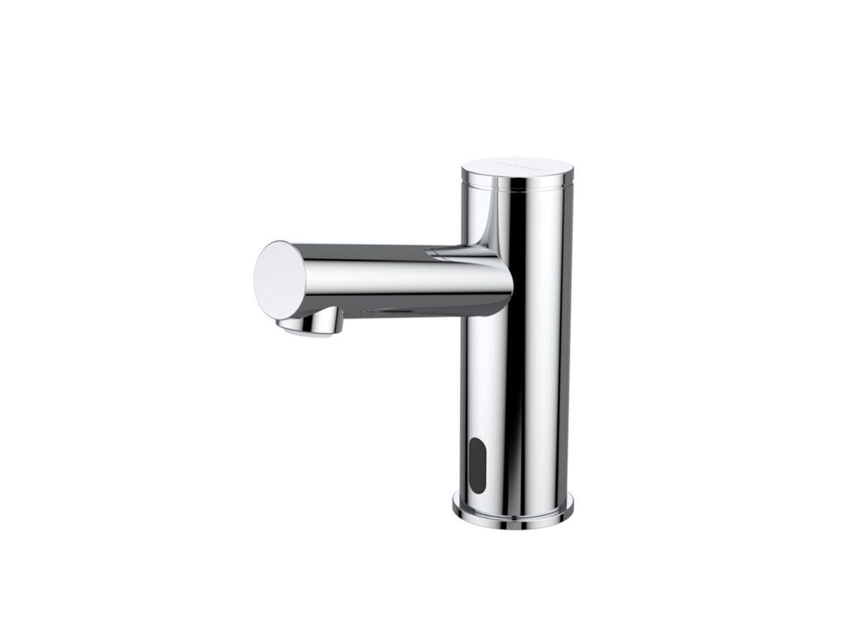 Caroma G Series E Hands Free Single Temperature Basin Mixer Chrome (6 Star)