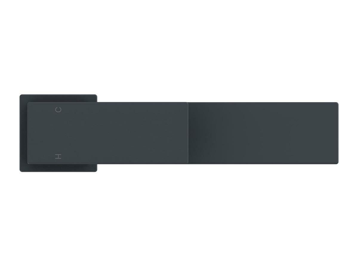 Mizu Bloc MK2 Extended Basin Mixer Matte Black (4 Star)