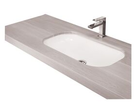 AXA Uno Under Counter Basin 665 x 395mm White