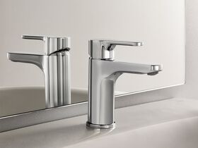 Roca L20 Basin Mixer Chrome (4 Star)
