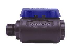 Guyco Nylon Ball valve Blue Fi x Mi BSPT