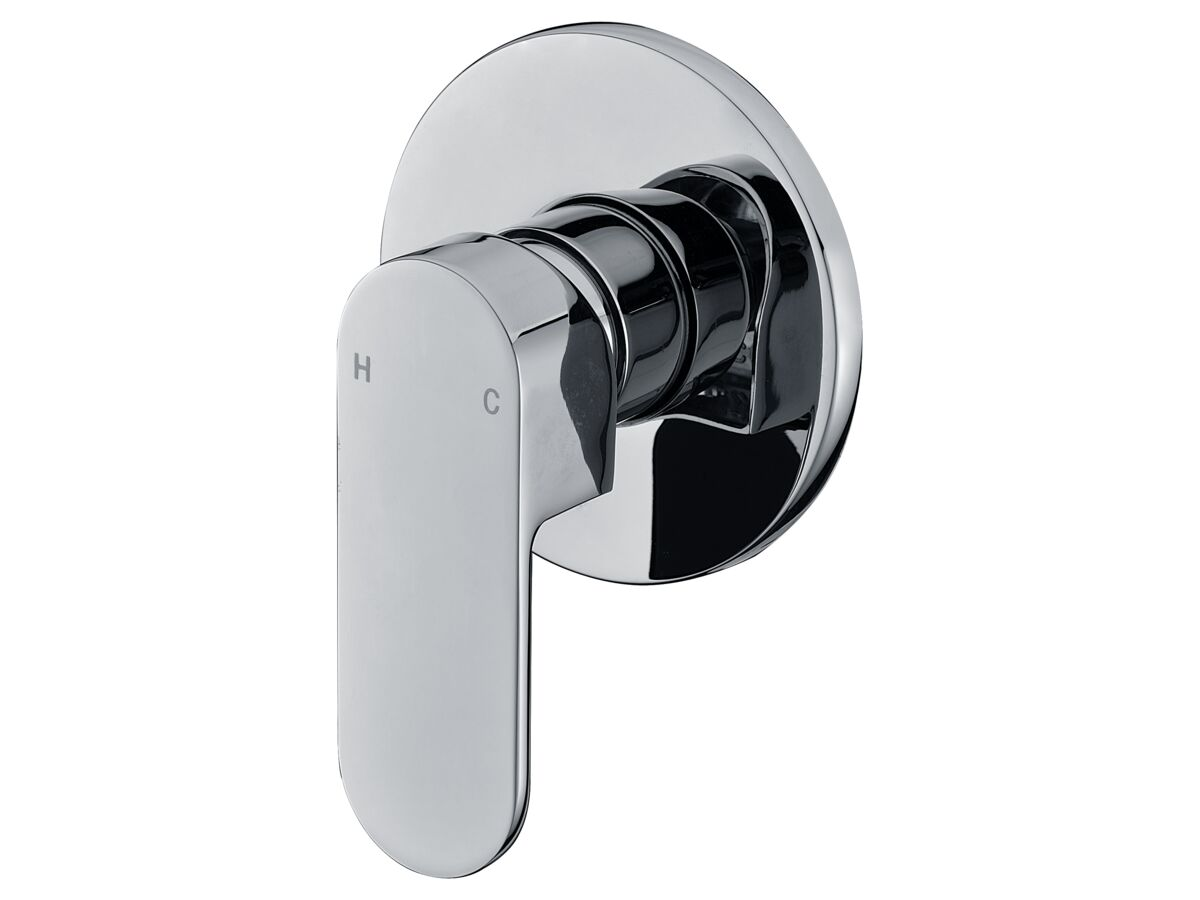 Mizu Soothe Shower Mixer Chrome