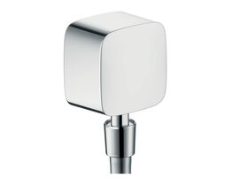 Hansgrohe Croma Select Hand Shower with Wall Bracket White Chrome (3 Star)