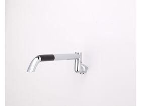 Standard Laundry Arm Chrome - 225mm (3 Star)