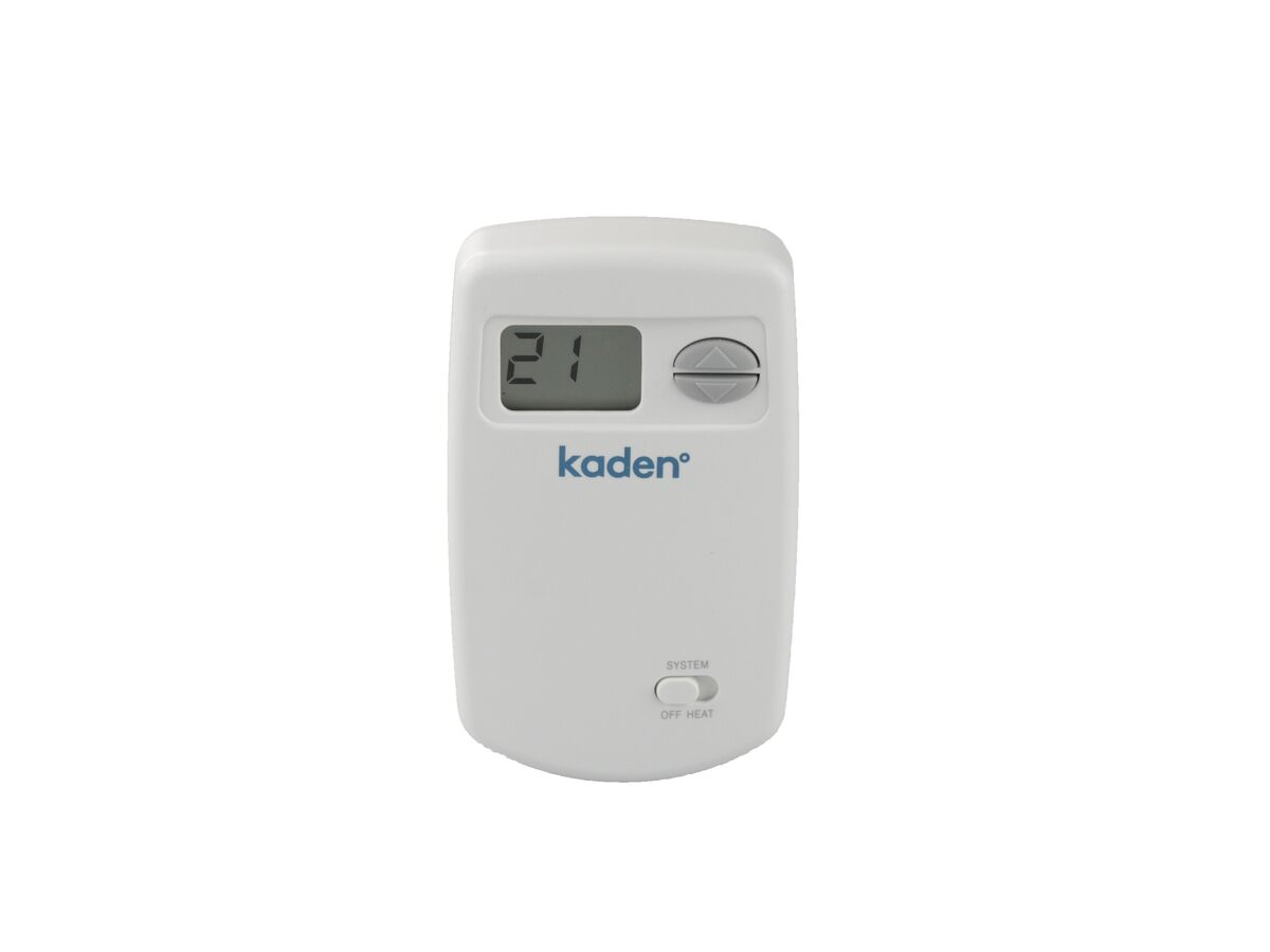 Kaden Ducted Heater Manual Digital Thermostat