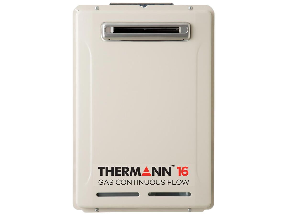 Thermann 6 Star 16ltr Continuous Flow Hot Water Unit