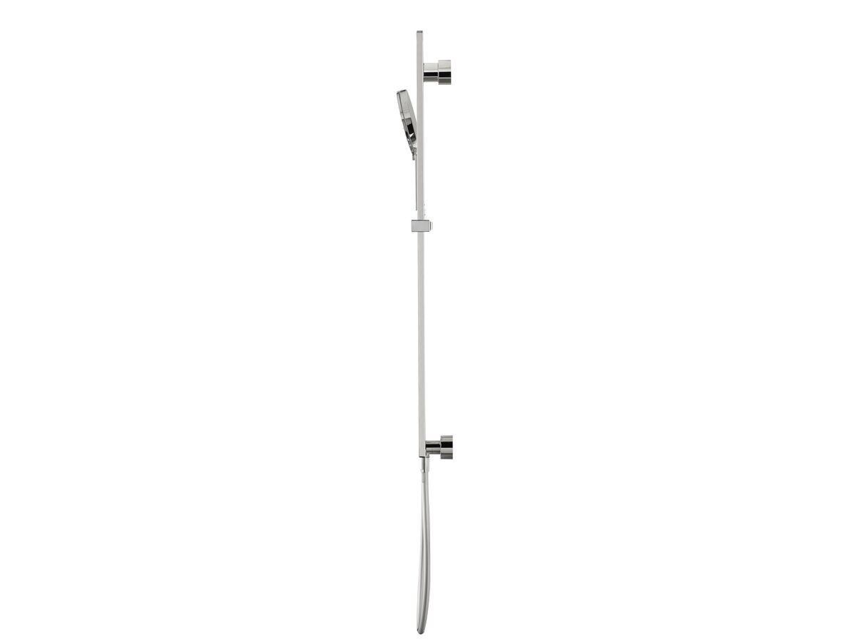 Nikles Pure Single Waterrail 140mm Chrome (3 Star)