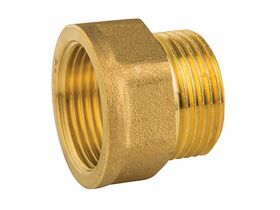 Socket Male & Female Adaptor Brass
