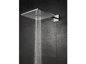 Grohe Rainshower SmartActive Wall Shower Square Chrome (3 Star)
