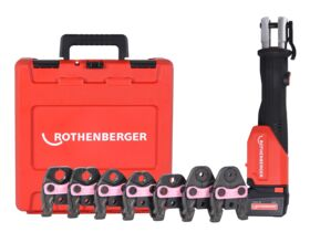 "Rothenberger 4000 MaxiPro Tool Kit 1/4-1"""""