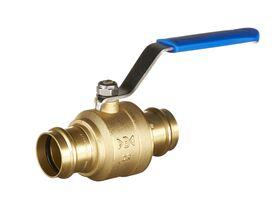 B-Press Ball Valve Water 40mm Copper x 40mm Copper