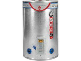 Rheem Low Pressure Vitreous Enamel 135 Litre 580X886H 2kW Triple Inlet